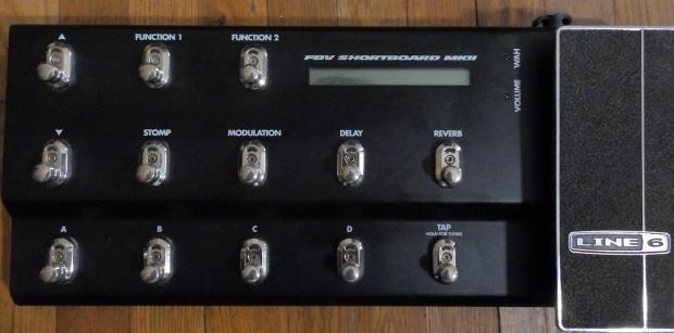 line 6 fbv shortboard mkii manual