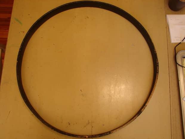 vintage ludwig bass drum hoops jpg 1500x1000