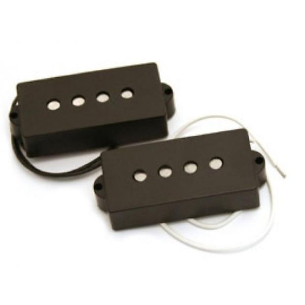 fender n3 noiseless j bass pickups set black n3jb reverb. Black Bedroom Furniture Sets. Home Design Ideas