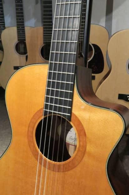 taylor ns32 ce acoustic electric nylon string guitar w case reverb. Black Bedroom Furniture Sets. Home Design Ideas