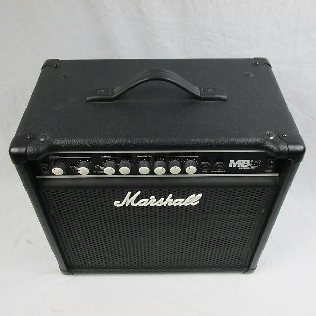 marshall mb30 bass combo amplifier reverb. Black Bedroom Furniture Sets. Home Design Ideas