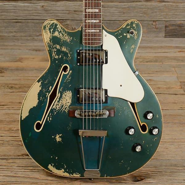 fender coronado ii vintage electric guitar reverb. Black Bedroom Furniture Sets. Home Design Ideas