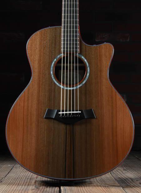 taylor custom gs sinker redwood acoustic electric guitar reverb. Black Bedroom Furniture Sets. Home Design Ideas