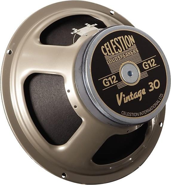 celestion vintage 30 60 watt 12 guitar speaker 8 ohm reverb. Black Bedroom Furniture Sets. Home Design Ideas