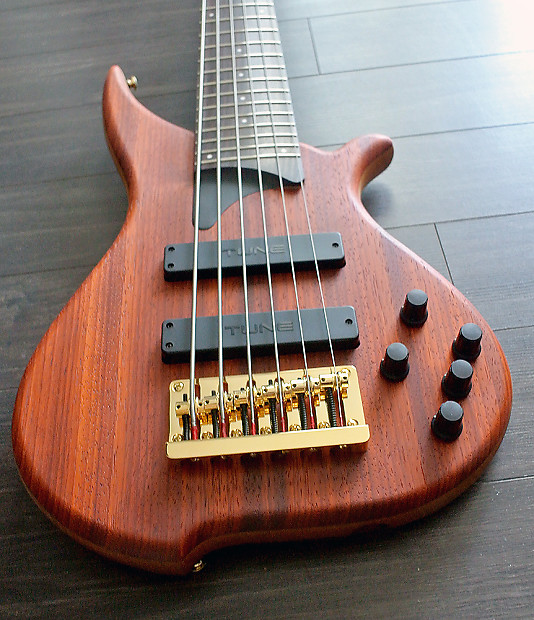 tune hatsun twb63 pd 6 string bass padauk top new reverb. Black Bedroom Furniture Sets. Home Design Ideas
