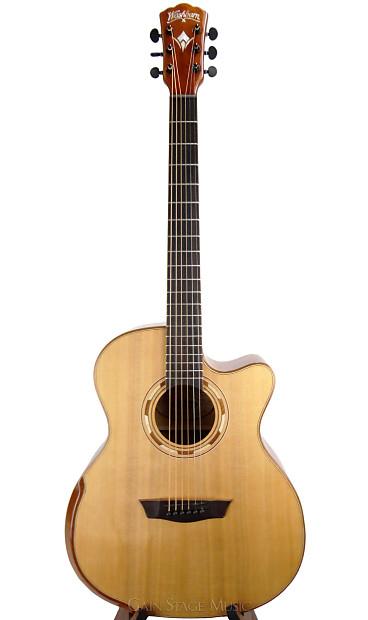 washburn wcg66sce guitar comfort series grand auditorium reverb. Black Bedroom Furniture Sets. Home Design Ideas