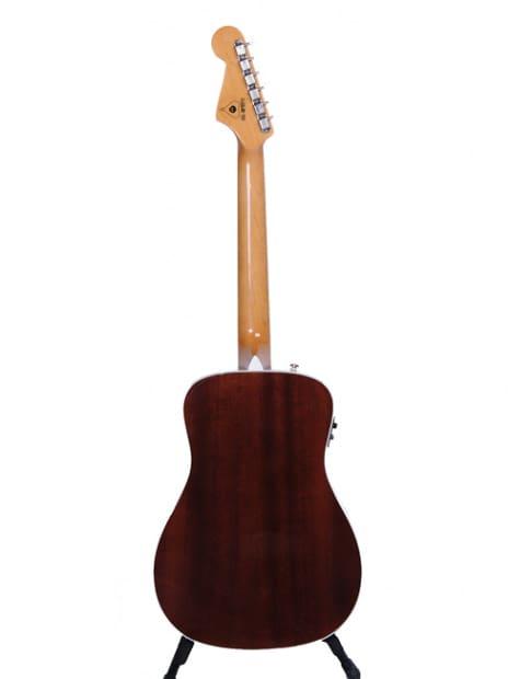 Fender Alkaline Trio Malibu Acoustic Guitar, Mahogany