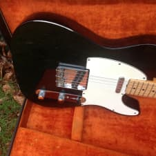Fender Telecaster 1966 Black image