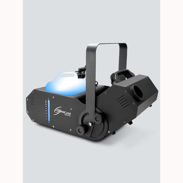 chauvet hurricane 1800 flex dmx fog machine