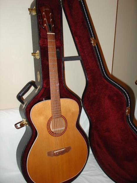 guild co 1 acoustic guitar with case made in usa reverb. Black Bedroom Furniture Sets. Home Design Ideas