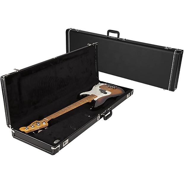 fender standard precision bass p bass guitar protective reverb. Black Bedroom Furniture Sets. Home Design Ideas