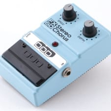 DOD FX60 Stereo Chorus  Guitar Effects Pedal PD-1066 image