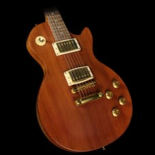 Used 1998 Gibson Smartwood Les Paul Electric Guitar Natural image