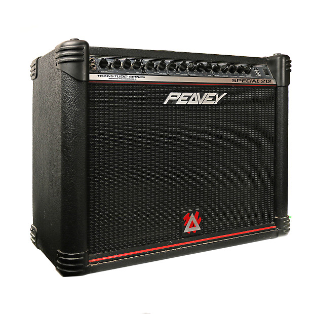 peavey special 212 2x12 combo guitar amplifier 1990 39 s reverb. Black Bedroom Furniture Sets. Home Design Ideas