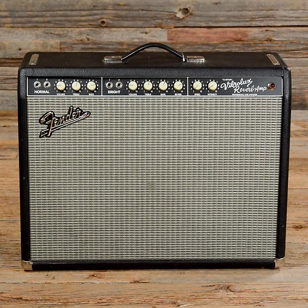 Vintage Fender Vibrolux Reverb 32