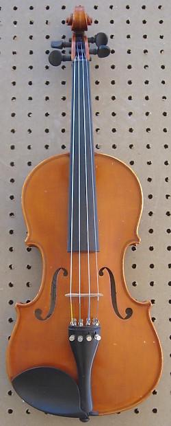 Yamaha v 7 violin 4 4 2002 reverb for Violin yamaha 4 4