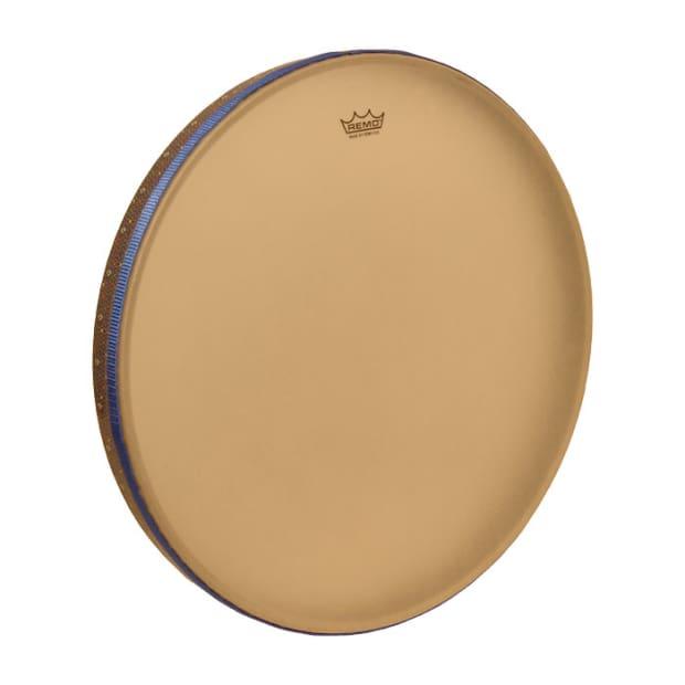remo thinline renaissance head frame drum 16 reverb. Black Bedroom Furniture Sets. Home Design Ideas