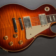 "Gibson Collector's Choice Number 30 '59 Les Paul ""Gabby"" 2015 Appraisal 'Burst image"