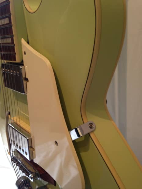 Ibanez artcore 2004 sea foam green reverb for Brown motors greenfield ma service