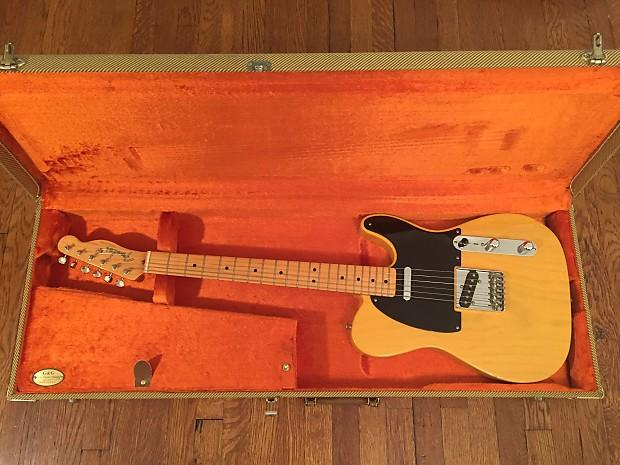Fender Telecaster 52 Reissue 2002 Ash Reverb