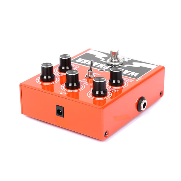 xvive wave phaser bass guitar effects pedal w1 reverb. Black Bedroom Furniture Sets. Home Design Ideas