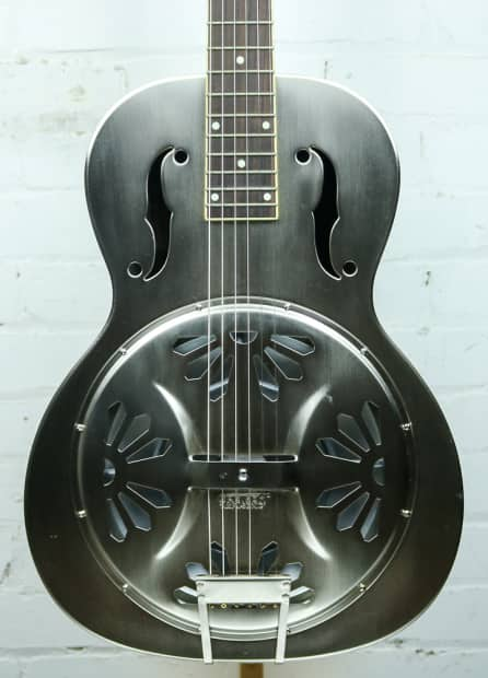 used gretsch guitars g9221 bobtail steel round neck reverb. Black Bedroom Furniture Sets. Home Design Ideas