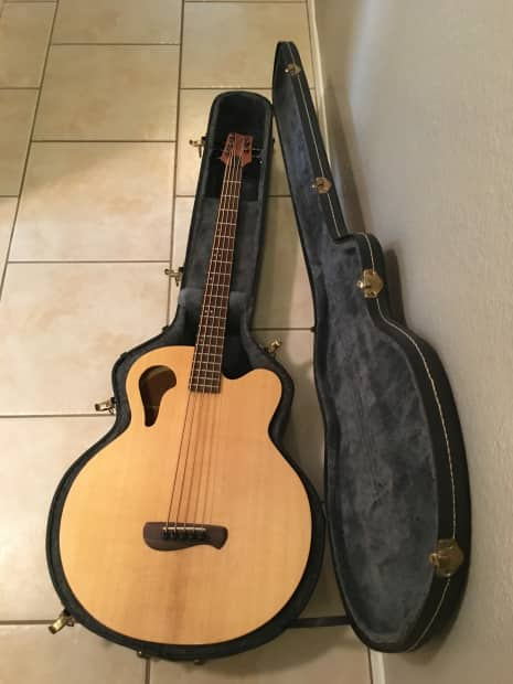 Jc Auto Sales >> Tacoma Prototype CB10C 5-String Acoustic Bass Guitar | Reverb