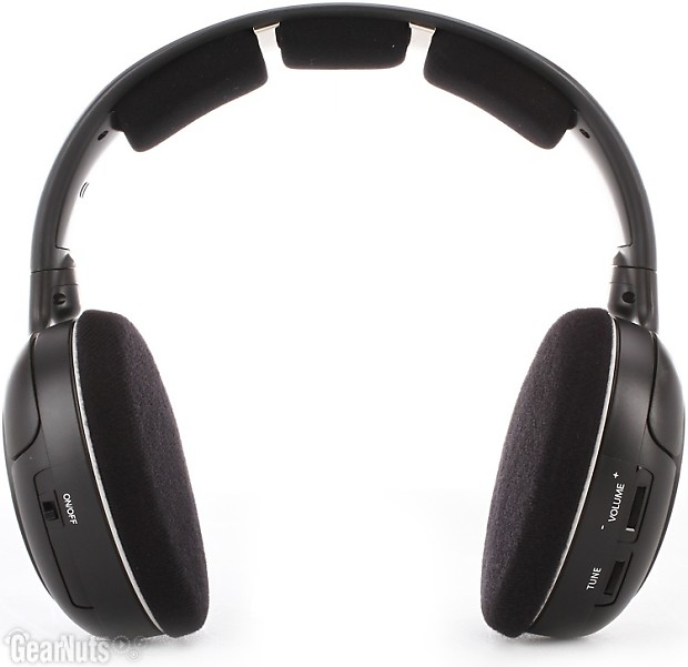 Sennheiser Rs 135 9 Rf Wireless Headphone System On Ear