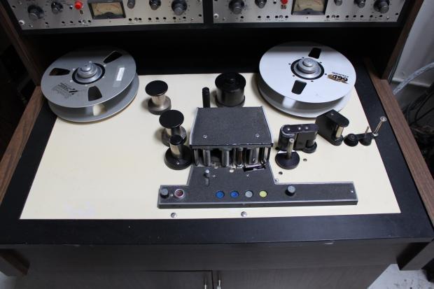 16 track machine