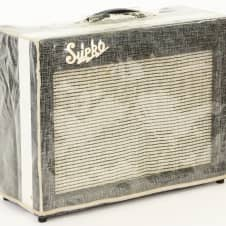 1961 Supro 1624 TN - 100% All Original, Mint with Original Cover & Switch image