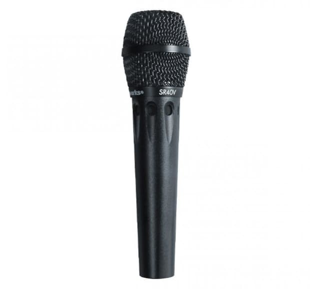 earthworks audio sr40 v high definition vocal microphone reverb. Black Bedroom Furniture Sets. Home Design Ideas
