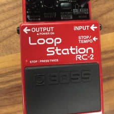 Boss RC-2 Loop Station Pedal image