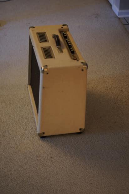 Crate vintage club 30 tubos