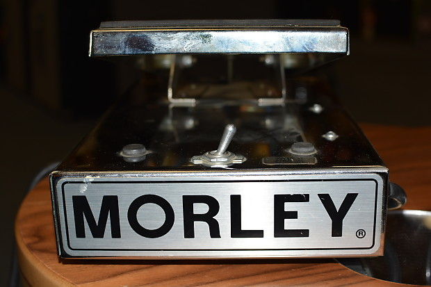 morley wvo wah volume pedal tel ray electronics reverb. Black Bedroom Furniture Sets. Home Design Ideas