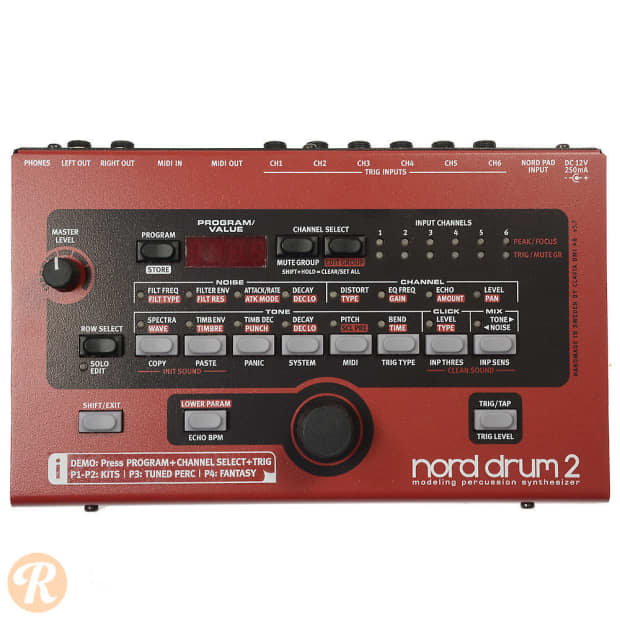 Buyer Protection: Nord Drum 2 Modeling Percussion Synthesizer