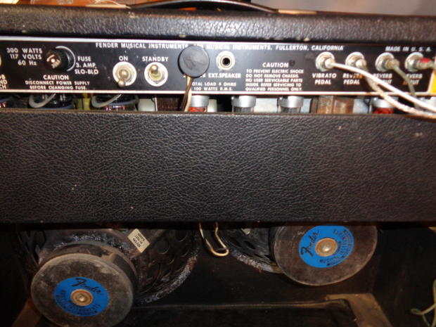 Fender Silverface, Musikinstrumente und Zubehr gebraucht