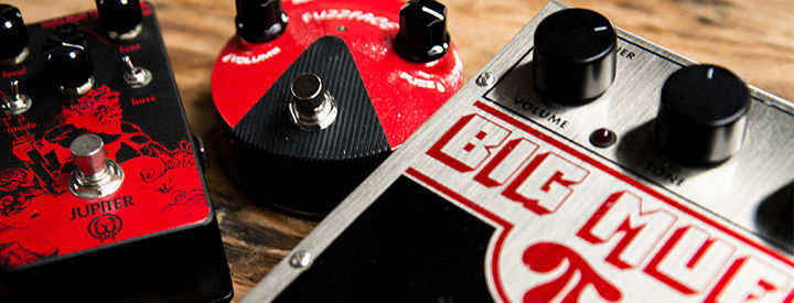 Video Shootout: The 5 Most Popular Fuzz Pedals on Reverb