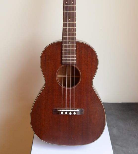 vintage c f martin style 51 baritone ukulele 1960 1965 dark reverb. Black Bedroom Furniture Sets. Home Design Ideas