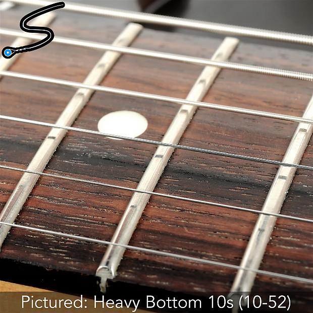 stringjoy handmade electric guitar strings light gauge. Black Bedroom Furniture Sets. Home Design Ideas