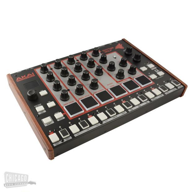 akai analog drum machine