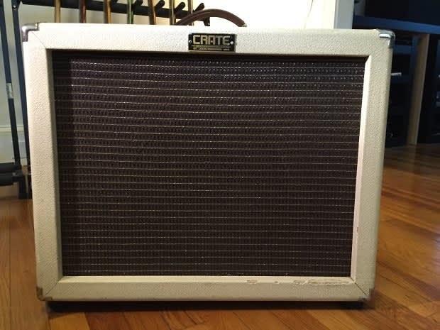 crate vintage club 30 12 tube guitar amp reverb. Black Bedroom Furniture Sets. Home Design Ideas