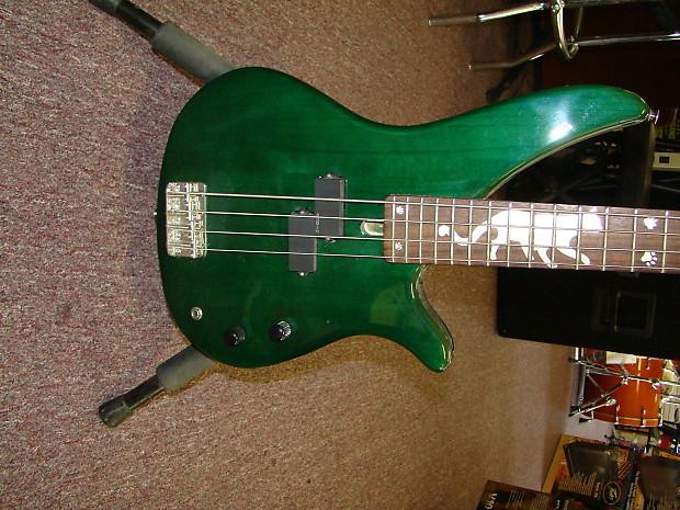 yamaha rbx 260 bass reverb