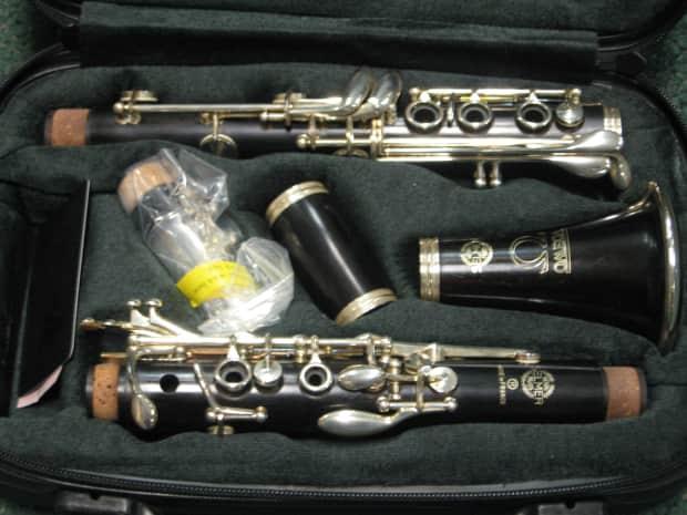 Selmer omega clarinet key generator