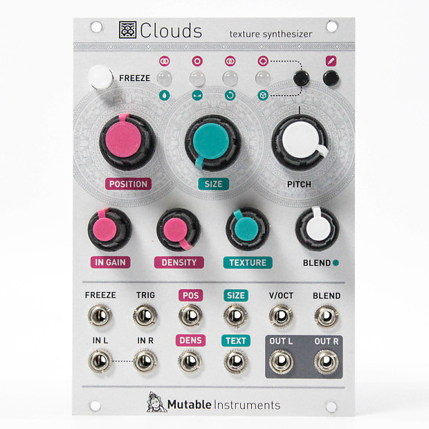 how to make mutable intruments clouds