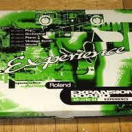 Roland SR-JV80-99 Experience Expansion Board ROM Sound Card JV XP XV + original box tools