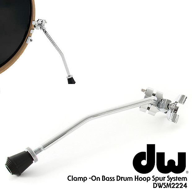 H Clamp Bass DW Drum Workshop SM222...