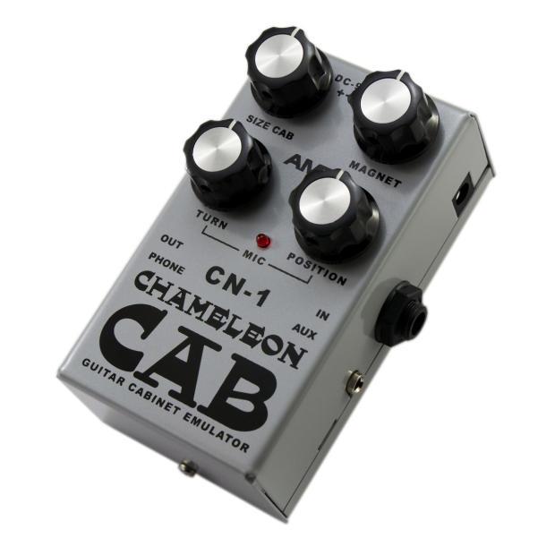 amt electronics cn 1 chameleon cab guitar cabinet emulator reverb. Black Bedroom Furniture Sets. Home Design Ideas