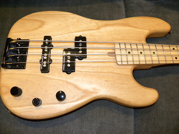 warmoth fender precision bass short scale 30quot 2014 natural