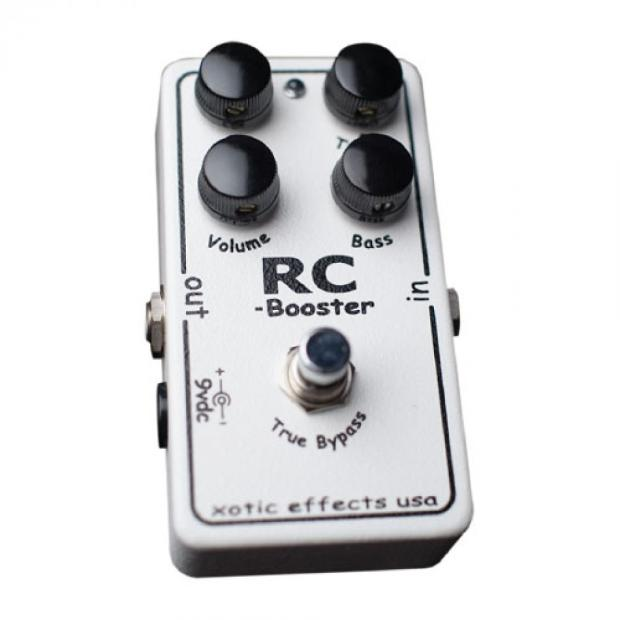 xotic rc booster clean boost electric guitar effect pedal reverb. Black Bedroom Furniture Sets. Home Design Ideas
