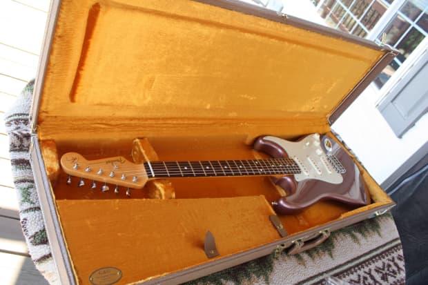 Mim Stratocaster  S Build